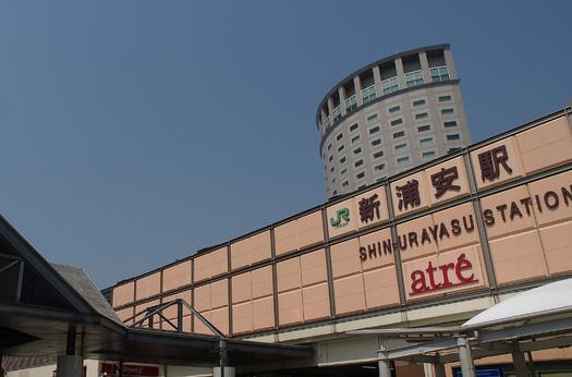新浦安 格安ホテル