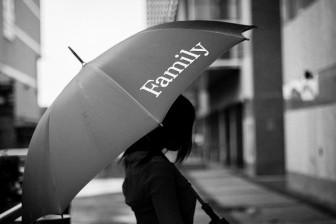 ディズニー雨の日