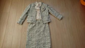 入園式ママ服装実例