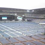 福山雅治日産スタジアム座席表1階2階席見え方画像付|服装や天気