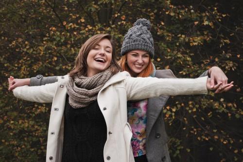 ディズニーランド1月気温と女性のデートコーデ