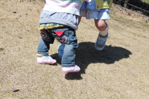 ディズニーランドシー1歳3歳姉妹家族旅行体験記