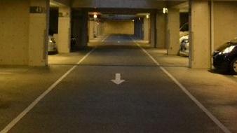 ディズニーランドホテル駐車場