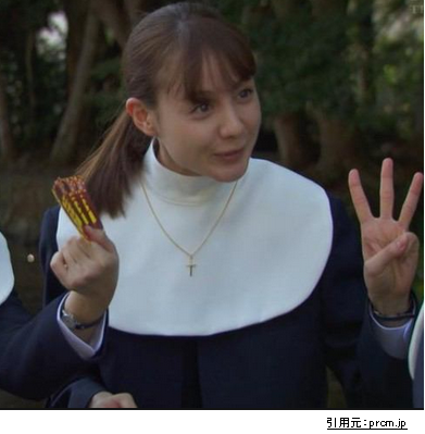 トリンドル玲奈ごめんね青春髪型画像2014