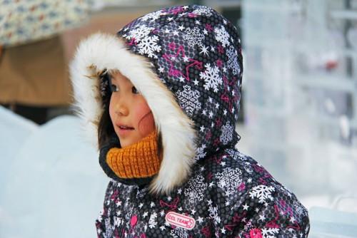 ディズニー服装子供2月画像