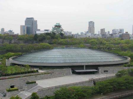 大阪城ホール入口画像