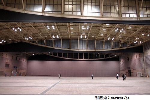 パシフィコ横浜展示ホールキャパ収容人数