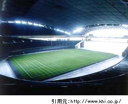 札幌ドームスタジアム型2階席からの見え方