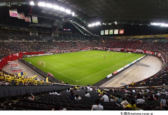 札幌ドームスタジアム型1階席見え方画像
