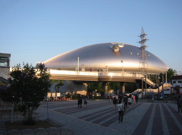 札幌ドーム画像