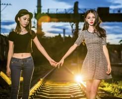 ディズニーランドデート女性の服装注意点9月上旬