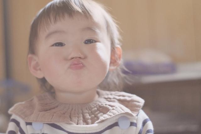 唇へのキス